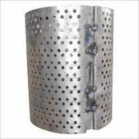 Perforated Rice Mill Shell