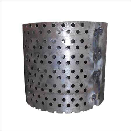 Industrial Perforated Shell