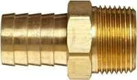 Brass Male Barb Hose