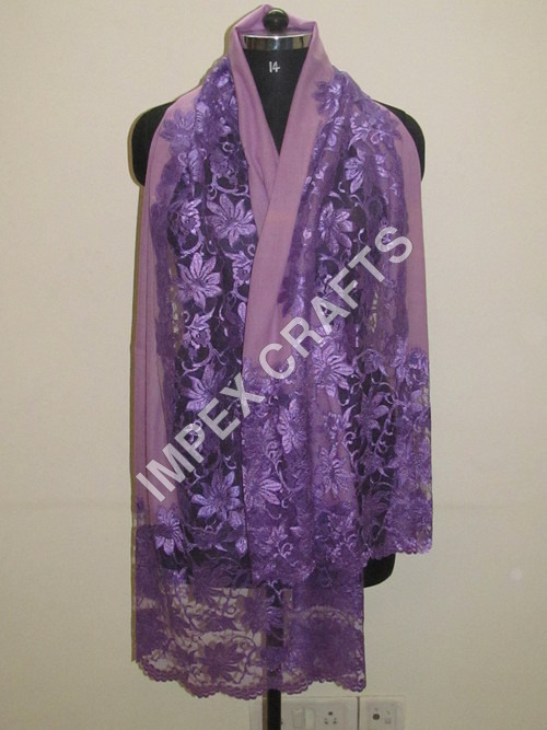 Indonasian Colour Lace Border