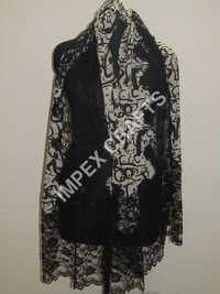 Cashmere Print  Lace