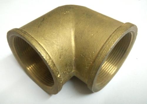 Brass 90 Degree Elbow