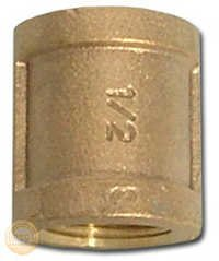 Brass Coupling Fittings