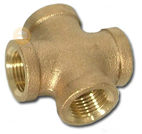 Brass Cross Fittings