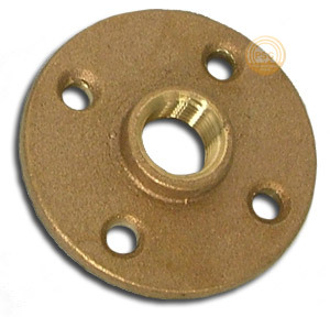 Brass Floor Flange Fittings