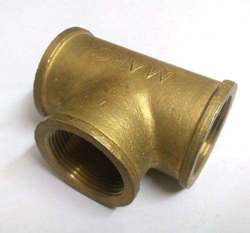 Brass Tee