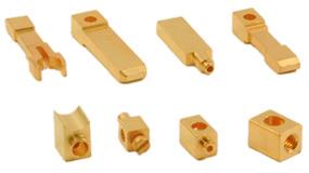 Brass Flat Pins