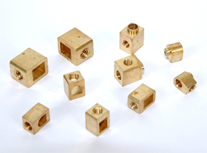 Brass Switchgear Components