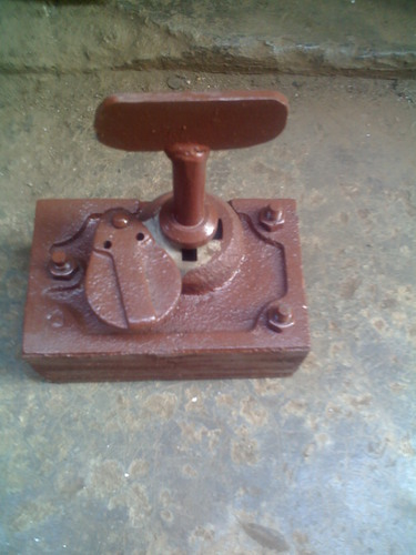 Railway E Type Lock