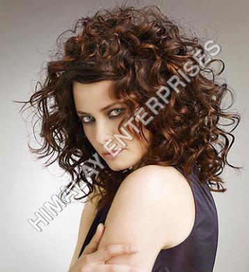 Spiral Human Hair