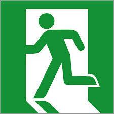 Emergency Evacuation Sign Boards