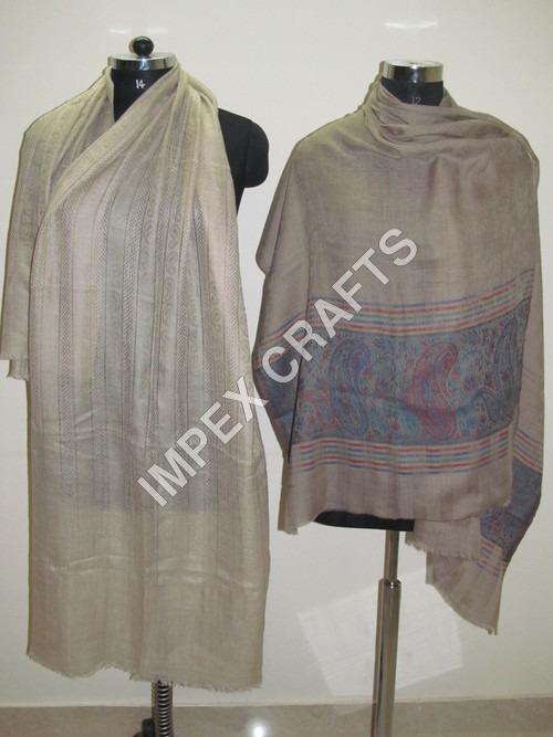 Designer Pure Pashmina Shawl