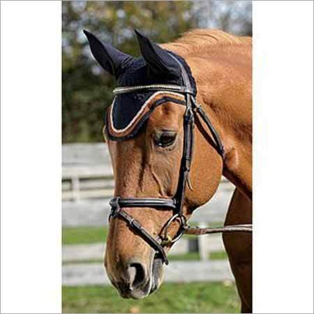 Horse Fly Ear Bonnet