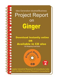 Projects on Ginger Cultivation