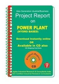 Project Report on Hydro Power Plant