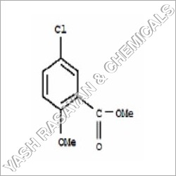 Methyl 5-Chloro-2-Methoxy Benzoate