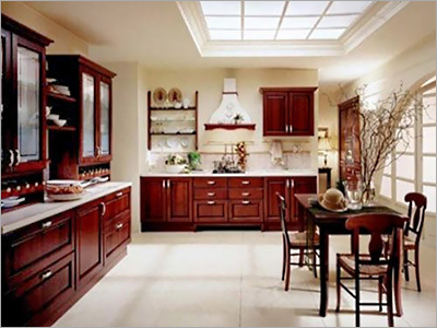 Modular Kitchen Interior Decoration