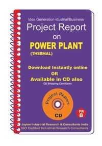 Project Report On Thermal Power Plant