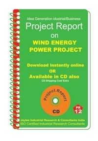 Project Report On Wind Energy Power Project