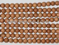 Sandal Wood Polish Beads