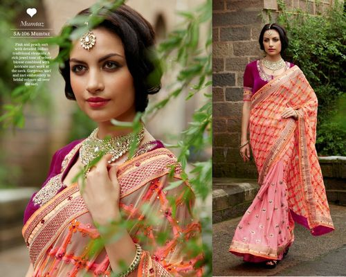 Traditional Wear Saree