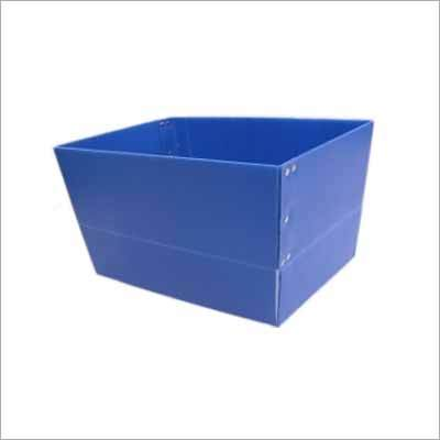 PP Fluted  Boxes
