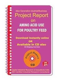 Project Report On Amino Acid Used For Poultry Feed
