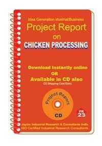 Project Report on Chicken Processing
