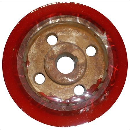 Solid Polyurethane Tyres