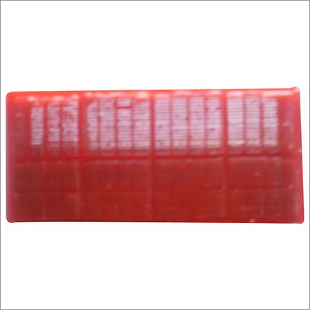Modular Polyurethane Dewatering Screen