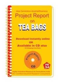 Project Report On Tea Bags