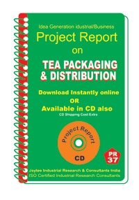Project Report on Tea Packaging Cum Distribution