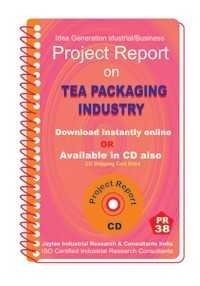 Project Report on Tea Packaging Industry