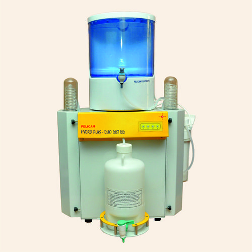 Double Water Distillation System