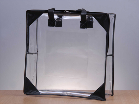 Pvc Zippered Bag