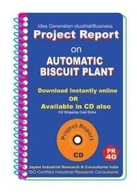 Project Report on Automatic Biscuit Plant