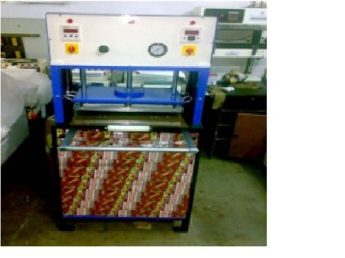 Laboratory Model Blister Sealing Machine