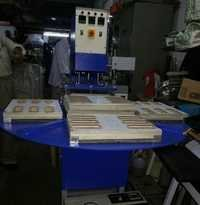 Blister Sealing Machine (Rottery Type)