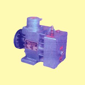 Rotary Vane Vacuum Pumps Dry