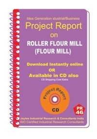 Project Report On Roller Flour Mill