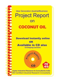 Project Report on Coconut Oil Mill