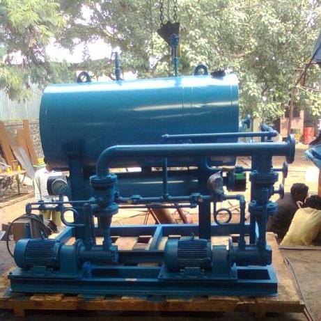 Heavy Fuel Preheaters