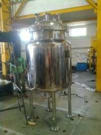 Jacketed Reactor Designing Services