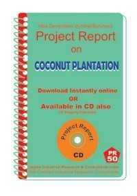 Project Report on Coconut Plantation