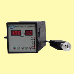 Electronic Penning Gauge