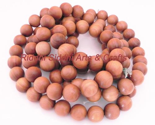 sandalwood beads mala,sandalwood beads