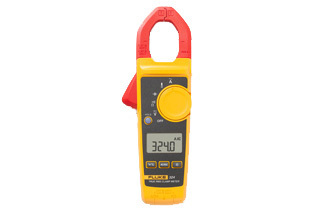 True-rms Clamp Meter