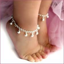 Artificial Fancy Anklets (Baby)