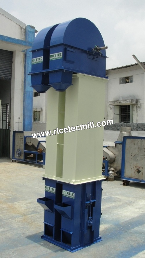 Rice Mill Double Elevator