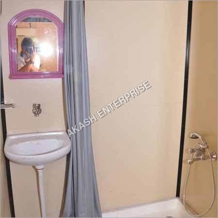 Prefab Sanitation Units